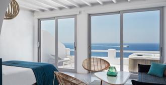 Kouros Hotel & Suites - Mykonos - Balcony