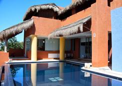Casa de los Suenos - Isla Mujeres - Pool