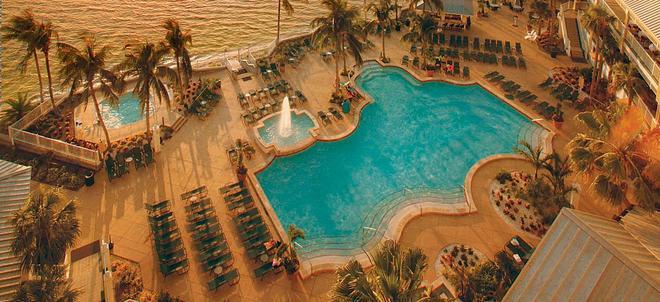 Marriott Sanibel Harbour Resort & Spa - Fort Myers - Pool