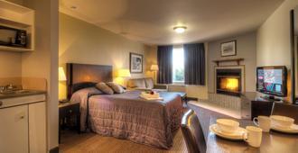 Hotel Vacances Tremblant - Mont-Tremblant - Κρεβατοκάμαρα