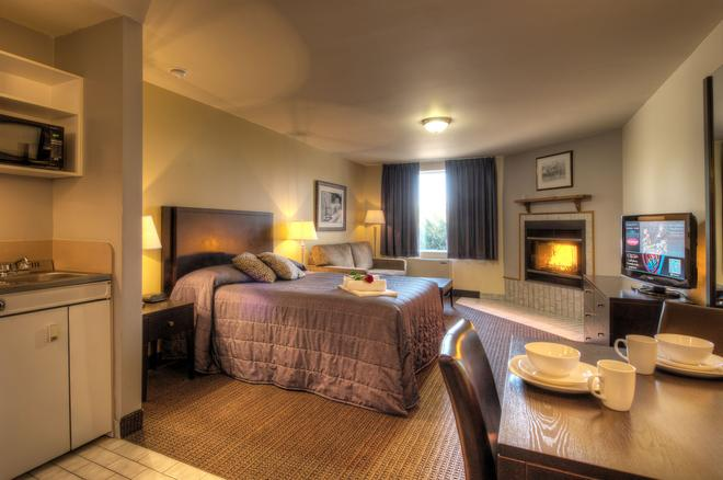 Hotel Vacances Tremblant - Mont-Tremblant - Makuuhuone
