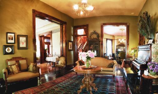 Whiskey Mansion Inn - St Joseph - Aula
