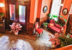 Whiskey Mansion Inn - St Joseph - Oleskelutila