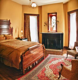 Whiskey Mansion Inn - St Joseph - Makuuhuone