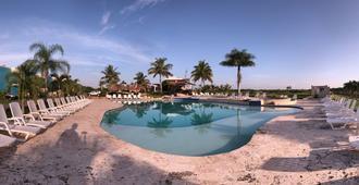 Residencial Sueno Caribeno - Boca Chica - Piscina