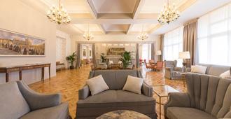 Hotel Real Segovia - Segovia - Soverom