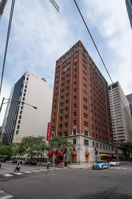 The St Clair Hotel - Magnificent Mile - Chicago - Toà nhà