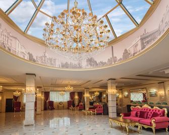 Hotel Barnaul - Barnaul - Lobby