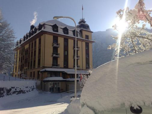 Minotel Edelweiss - Engelberg - Building
