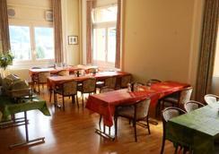 Minotel Edelweiss - Engelberg - Restaurant