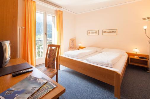 Minotel Edelweiss - Engelberg - Bedroom