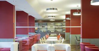B&B Hotel Trento - טרנטו - מסעדה