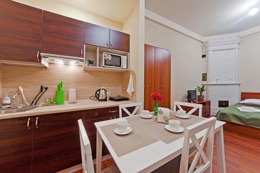 Apart Hotel Frant - Saint Petersburg - Dining room