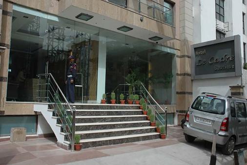 Hotel Le Cadre - Νέο Δελχί - Κτίριο