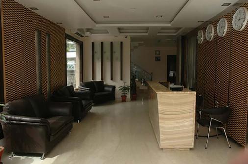 Hotel Le Cadre - Νέο Δελχί - Ρεσεψιόν