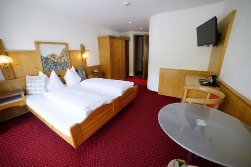 Hotel Crystal Engelberg - Engelberg - Bedroom