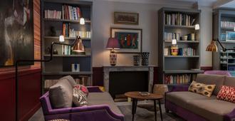 Hôtel Adèle & Jules - Paris - Phòng khách