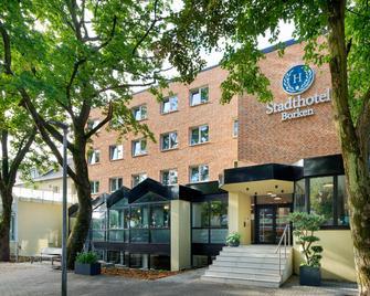 Stadthotel Borken - Borken (Westfalen) - Gebouw