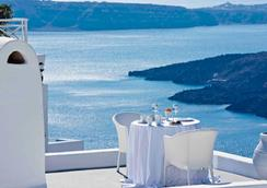 Cliff Side Suites - Thera - Outdoor view