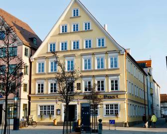 Hotel Alte Post - Mindelheim - Building