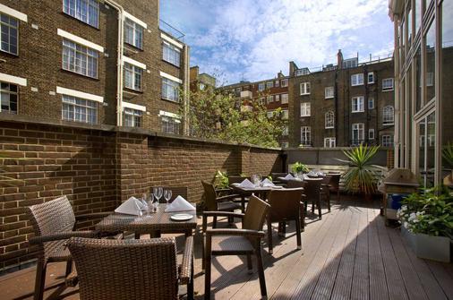 Hilton London Euston - London - Balcony
