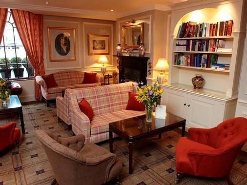 Park Lane Mews Hotel - Lontoo - Olohuone