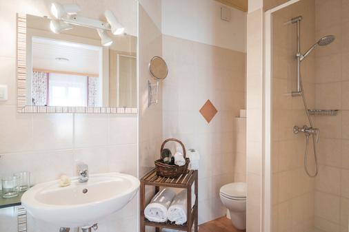 Kleinhofers Himbeernest - Anger - Bathroom