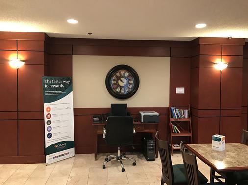 Quality Inn - Brookfield - Business centre
