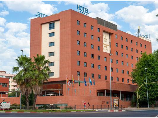 Extremadura Hotel - Cáceres - Gebäude
