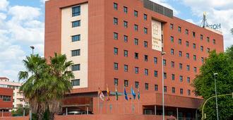 斯考特而埃斯特雷馬杜拉酒店 - 卡塞雷斯 - 卡塞雷斯 - 建築
