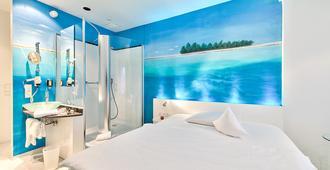 Hotel Am Triller - Saarbruecken - Bedroom