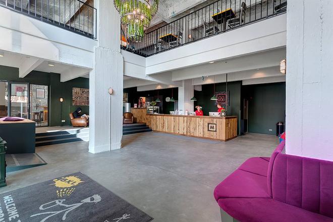 Meininger Hotels Bruxelles City Center - Brussels - Lobby