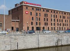 Meininger Hotels Bruxelles City Center - Bruxelas - Edifício