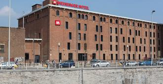 Meininger Hotels Bruxelles City Center - Bryssel - Rakennus