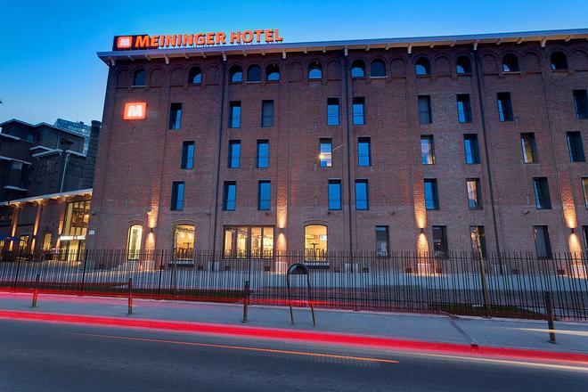 Meininger Hotels Bruxelles City Center - Brussels - Building
