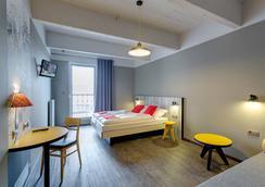 Meininger Hotels Bruxelles City Center - Bryssel - Makuuhuone
