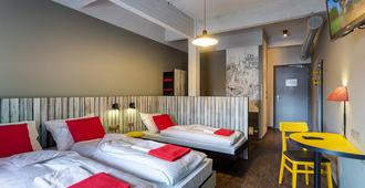 Meininger Hotels Bruxelles City Center - Брюссель - Спальня