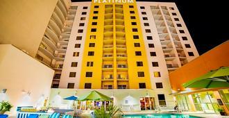 Platinum Hotel - Las Vegas - Rakennus