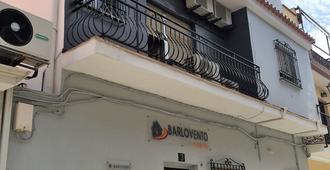 Pension Barlovento - Málaga - Edificio