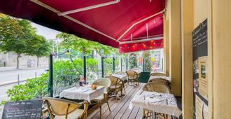 Hotel Claret - פריז - מסעדה