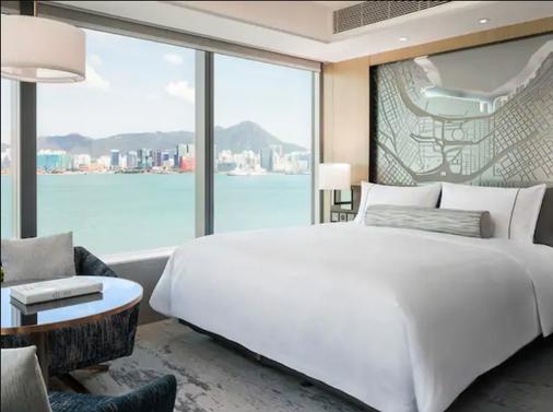 Hyatt Centric Victoria Harbour Hong Kong - Hongkong - Makuuhuone
