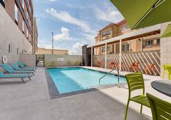 Home2 Suites By Hilton Dallas Grand Prairie - Grand Prairie - Pool