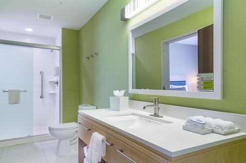 Home2 Suites By Hilton Dallas Grand Prairie - Grand Prairie - Bathroom