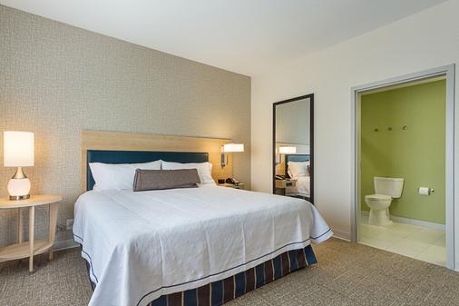 Home2 Suites By Hilton Dallas Grand Prairie - Grand Prairie - Bedroom