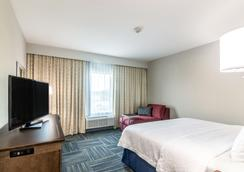 Hampton Inn Oklahoma City Northeast OK - Oklahoma City - Bedroom