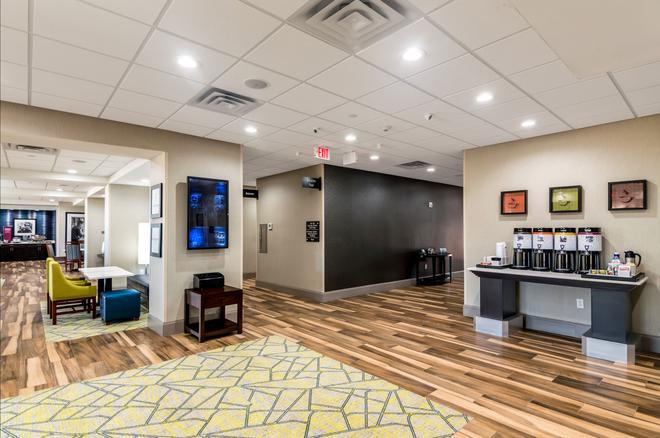 Hampton Inn Oklahoma City Northeast OK - Oklahoma City - Lobby