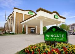 Wingate by Wyndham Richardson/Dallas - Richardson - Rakennus