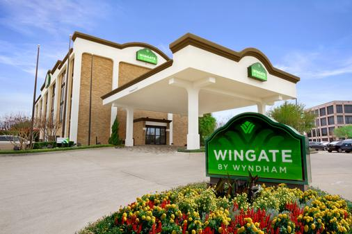 Wingate by Wyndham Richardson/Dallas - Richardson - Toà nhà