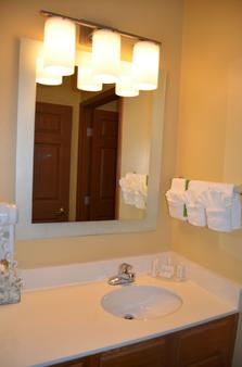 TownePlace Suites by Marriott Dallas Plano - Plano - Bathroom