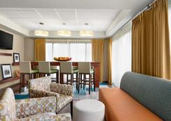 Hampton Inn Philadelphia/Mt. Laurel - Mount Laurel - Lounge
